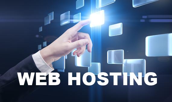 Web hosting web space